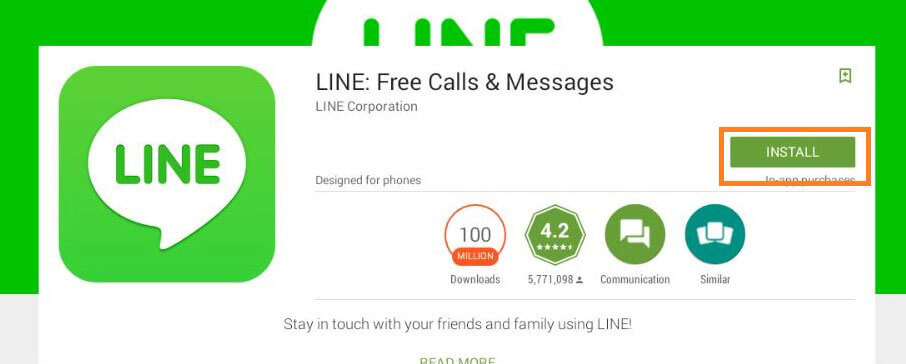 Line For PC Free Download