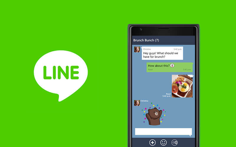 Line For Windows Phone Free Download