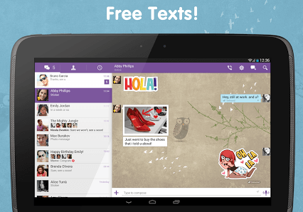 Viber For iPad Free Download