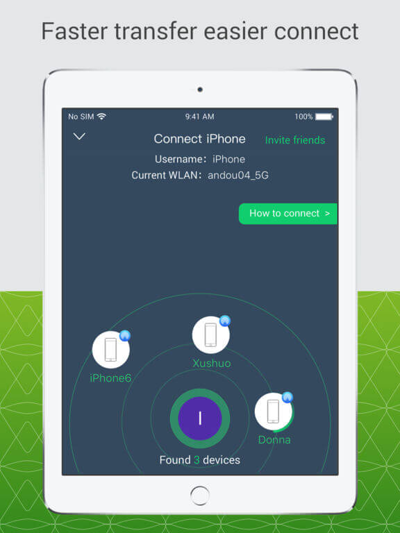 Xender For iPad