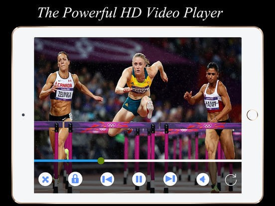 MX Player for iPad