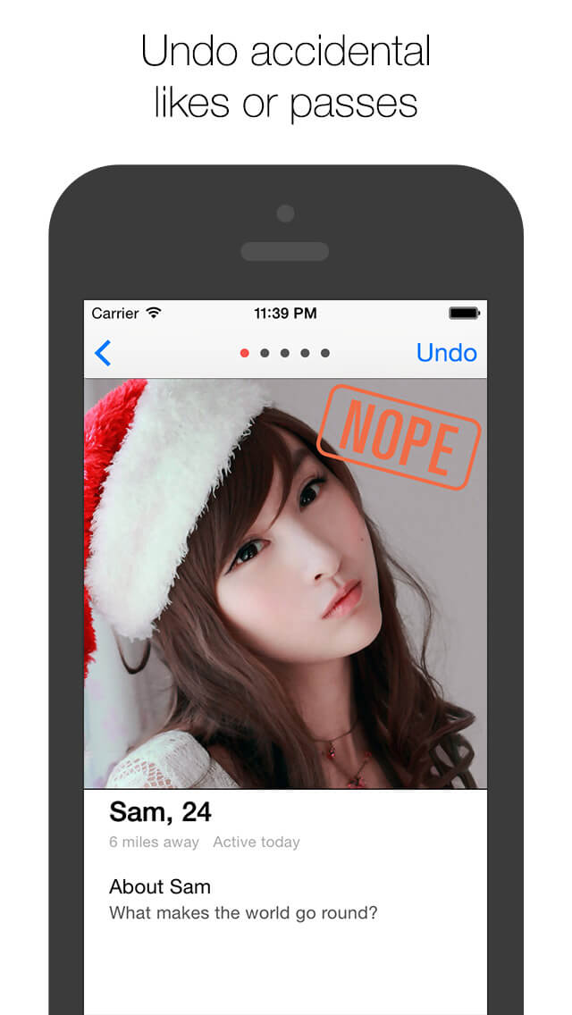 Tinder For iOS