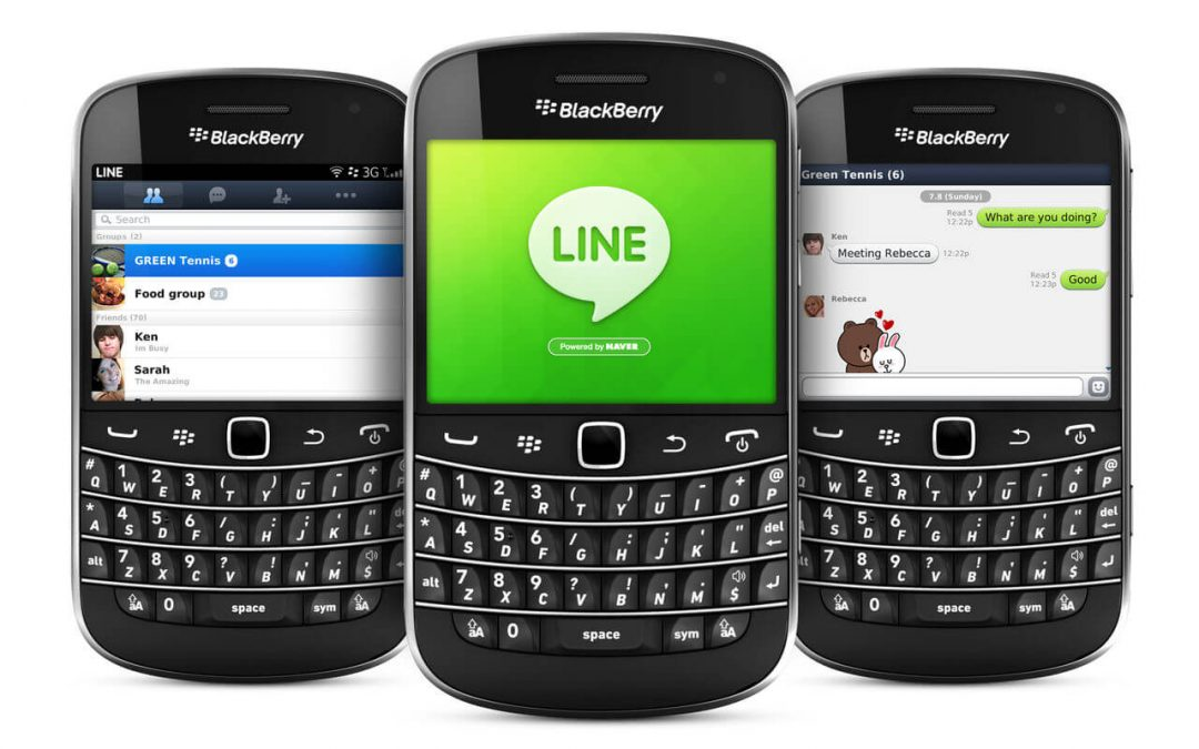 Line for BlackBerry Free Download
