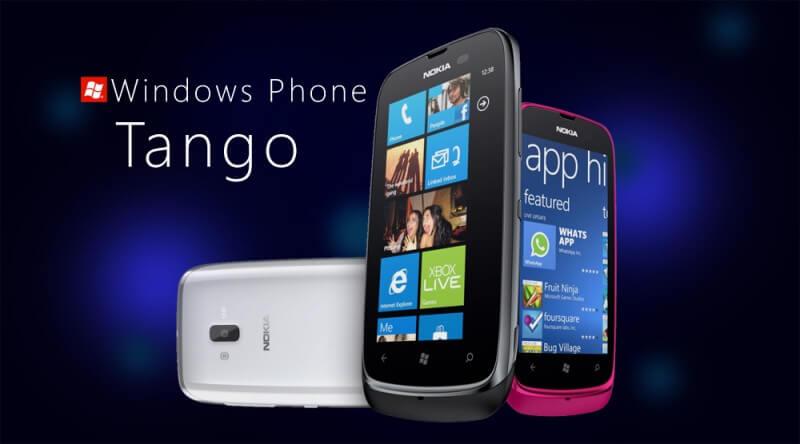 Tango For Windows Phone