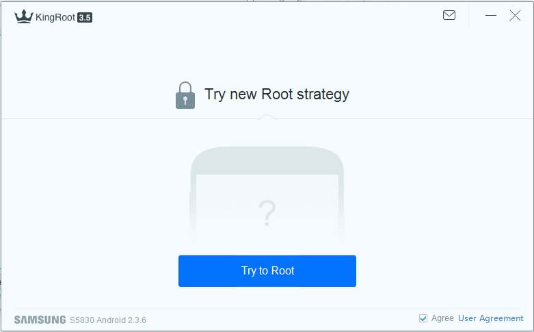 Try to Root