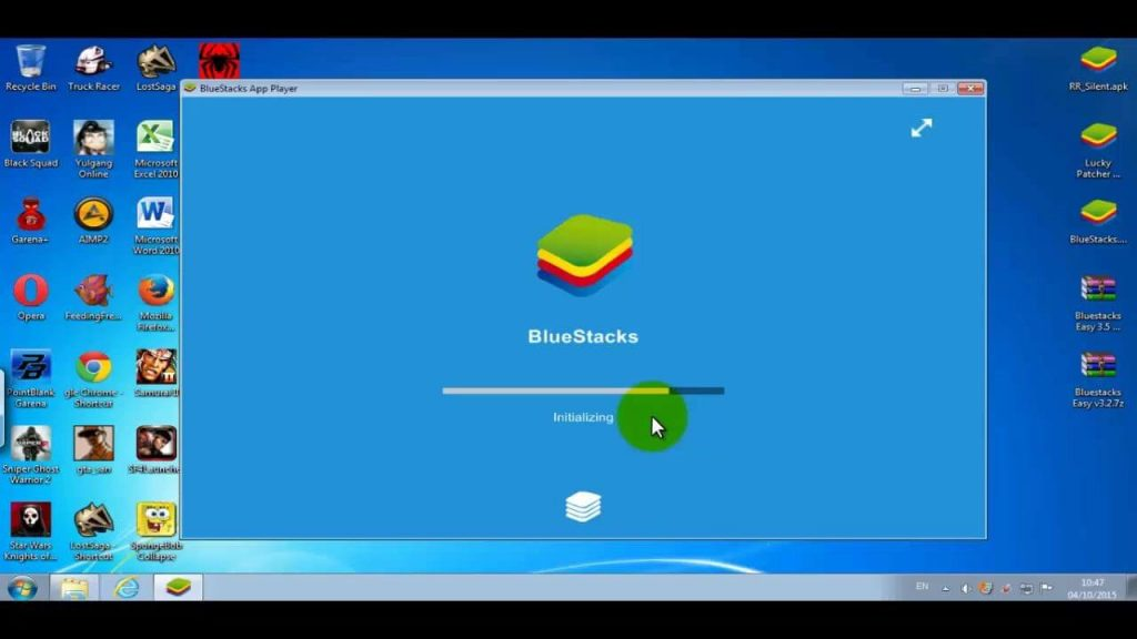 Lucky Patcher for PC Using Bluestacks