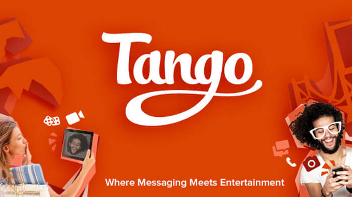 Tango for PC Using Andyroid