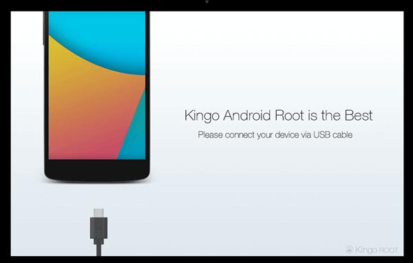 Features of Kingroot