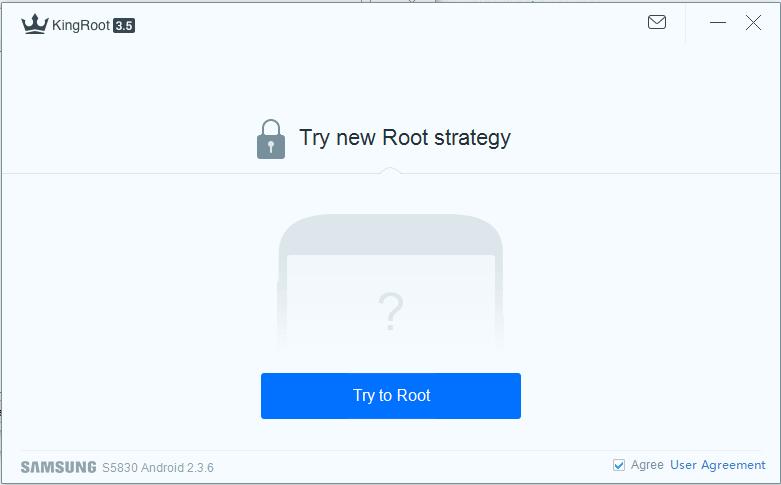 Kingroot for Mac using Bluestacks