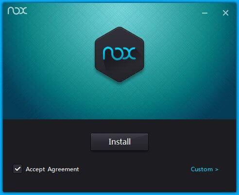 MX Player Using Nox App Player