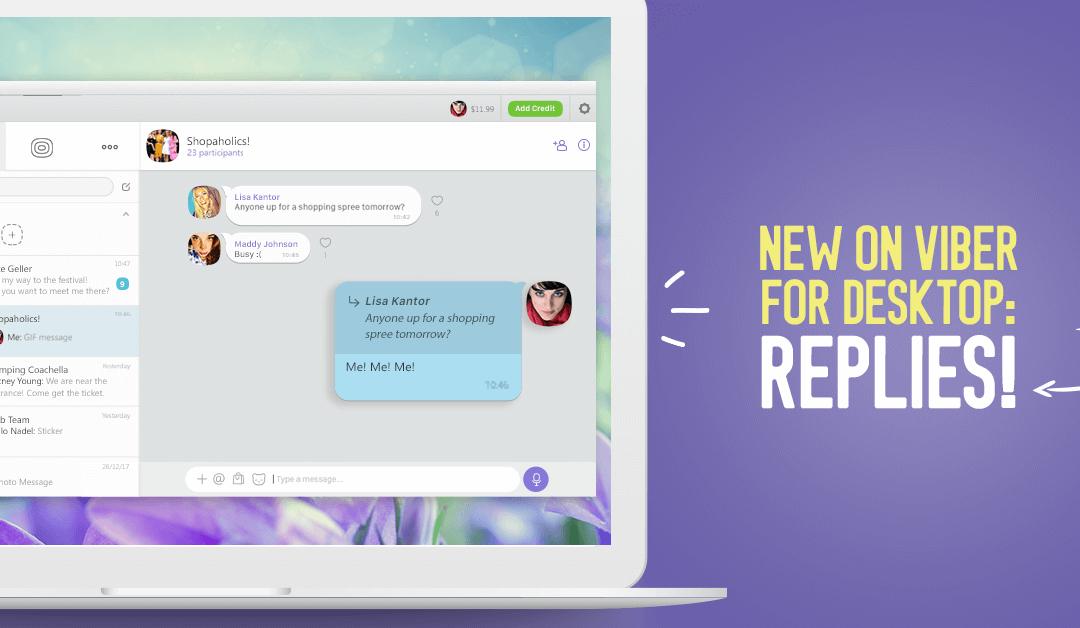 Viber Desktop Download Latest Version
